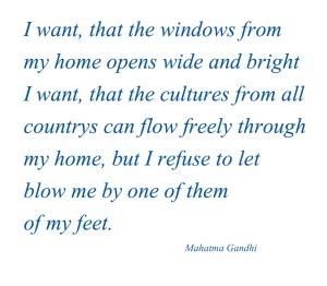 Tekst Mahatma Gandhi