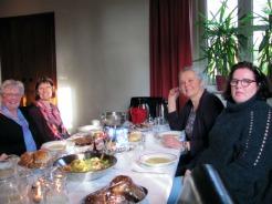 IMG_3229 - k - Docententeam aan tafel